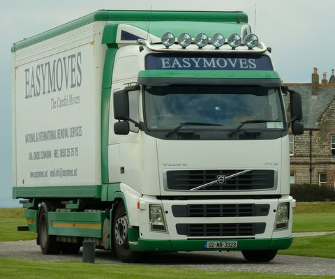 Giants Causeway Move